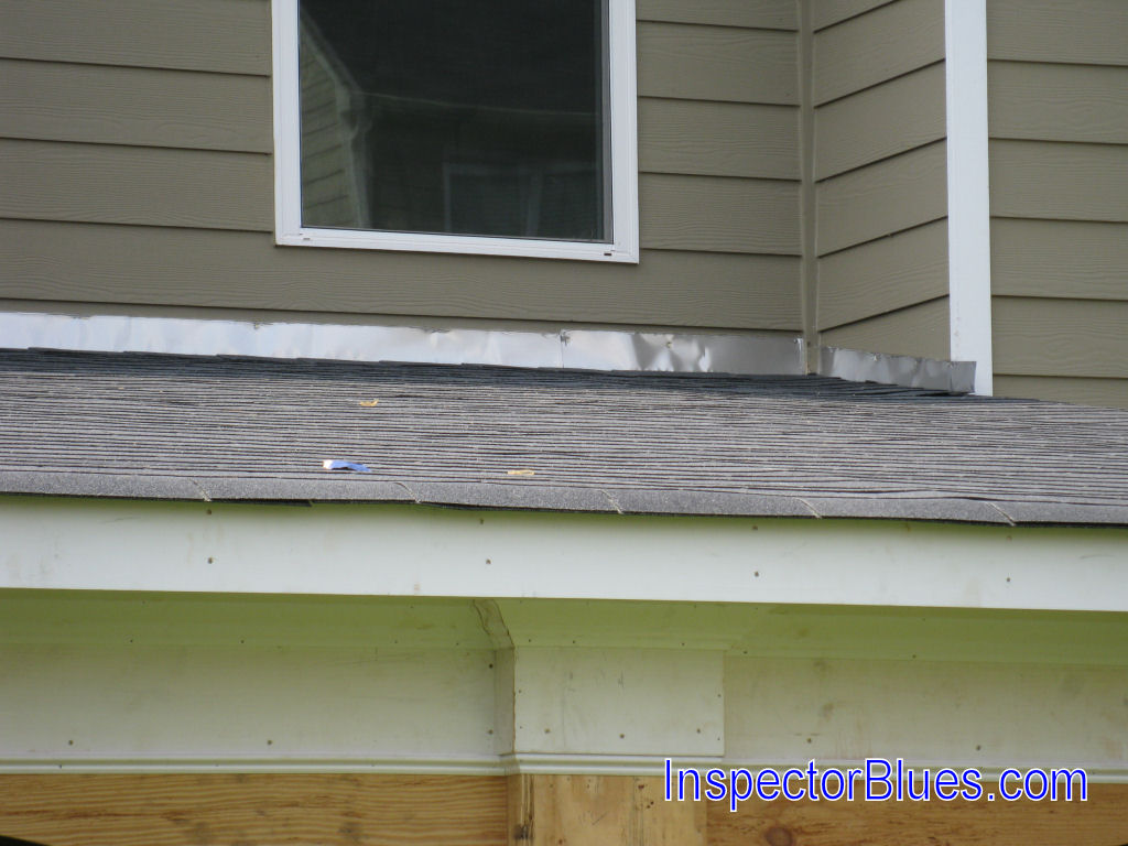 Install Roof Flashing Roof Flashing